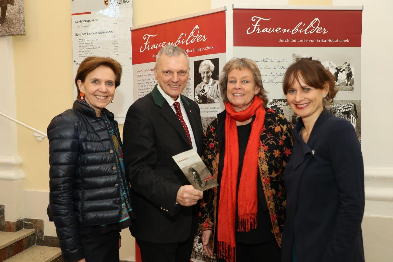 "Ausstellung ""Frauenbilder"" | Edition Hubatschek"